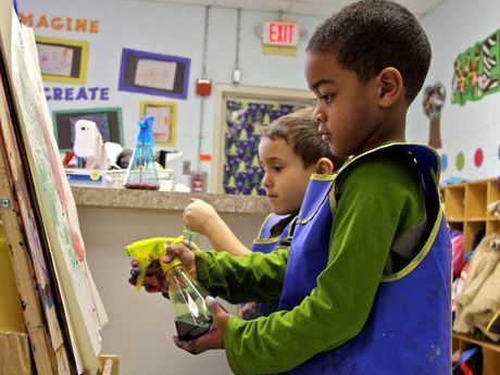 arts and learning