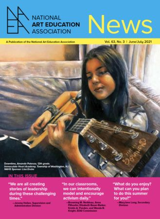 NAEA News cover