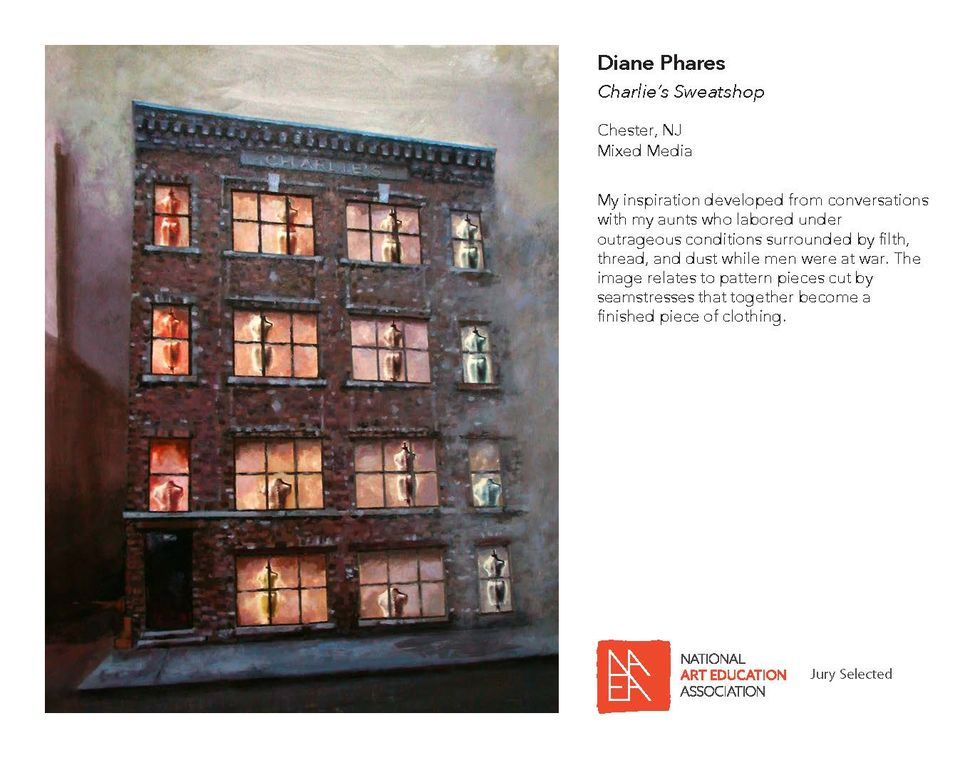 Diane Phares_2017 Member Exhibit