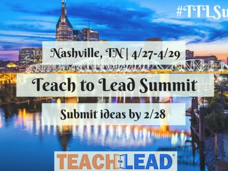 Teach to Lead