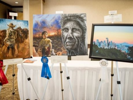 Western Governors' Association: 2018 Student Art Competition