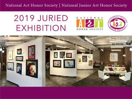 2019 NAHS/NJAHS Juried Exhibition CFA