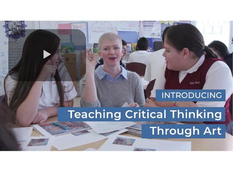 NGA Teaching Critical Thinking