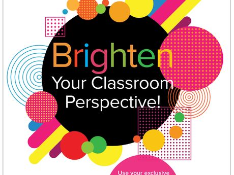 Brighten Your Classroom Perspective