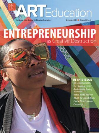 Art Education Journal_September 2019, Volume 72, Issue 5