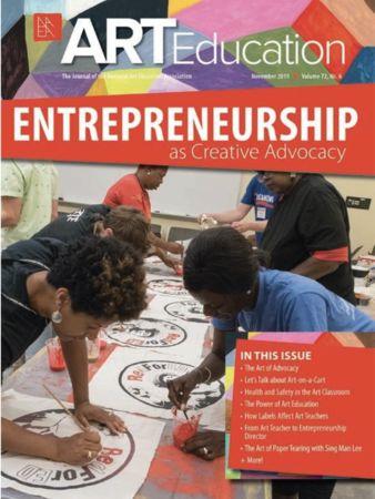 Art Education Journal_November 2019, Volume 72, Issue 6