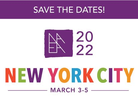 NAEA22 Save the Date